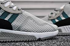 Мужские кроссовки Adidas Equipment White Green (реплика), фото 3