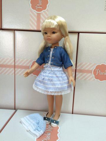 Кукла Маника Paola Reina 04406