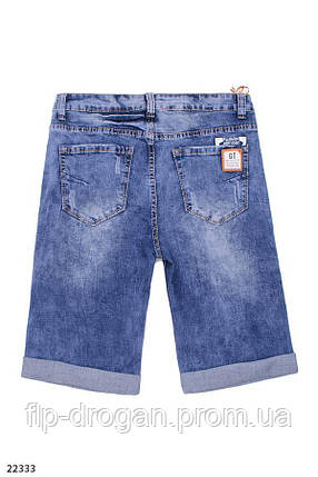 Мужские джинсовые шорты! 31 36, фото 2