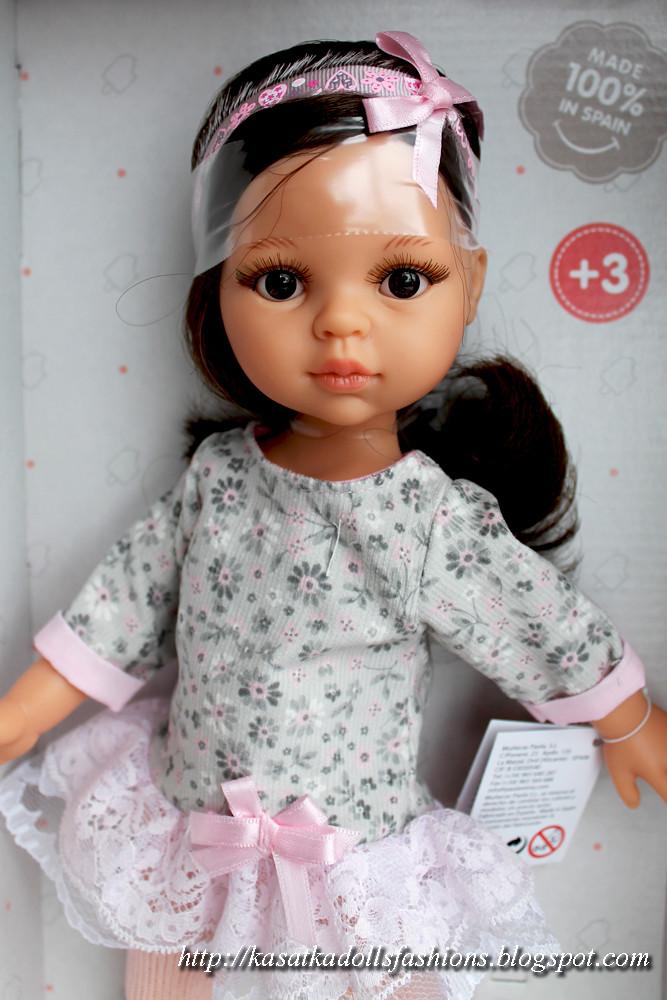 Кукла Кэрол Paola Reina 04502