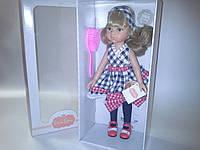 Кукла Карла  в платье в клеточку Paola Reina 04587