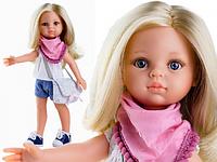 Кукла Клаудия с сумочкой 32 см Paola Reina 04441