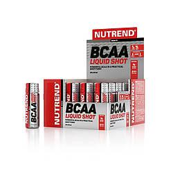 Амінокислоти Nutrend BCAA Liquid Shot 20x60 ml