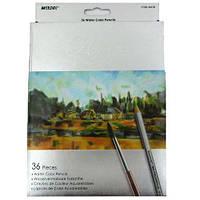 Карандаши цветные Marco Raffine 36 цветов 7120-36CB
