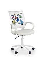 Дитяче поворотне крісло Ibis Butterfly Halmar