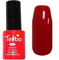 Гель-лак Tertio, 10 мл, №4 карминовый