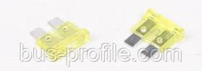 Запобіжник 20А (стандартний) — Bosch— 1 904 529 907