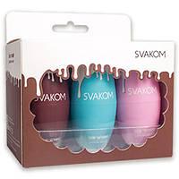 10 наборов SVAKOM - HEDY (по 6 штук) + стенд для SVAKOM - HEDY бесплатно