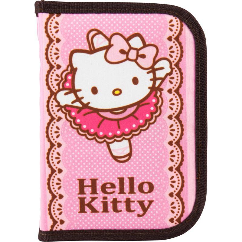 Пенал Kite Hello Kitty HK18-621-1