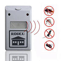 Эффективный ультразвуковой Отпугиватель грызунов и тараканов, Riddex