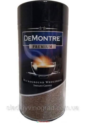 Кофе растворимый DeMontre Premium 200 г (Польша)