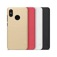 Чехол Nillkin для Xiaomi Redmi Note 6 Pro (4 цвета) (+пленка)