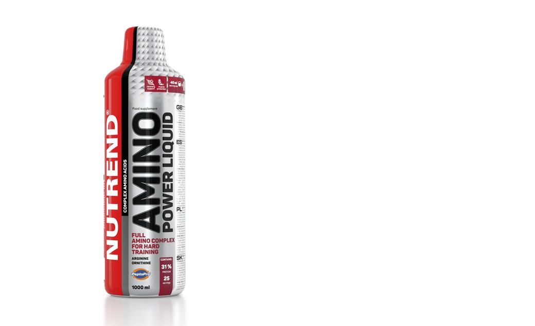 Аминокислоты Nutrend BCAA liquid 1000 ml