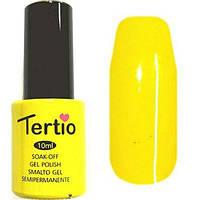 Гель-лак Tertio, 10 мл, №20 желто-древесный