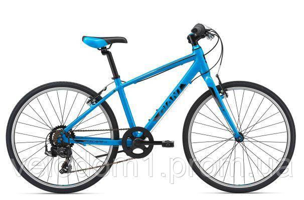 """Велосипед GIANT 24"""" Escape JR 1 blu (2018)"""