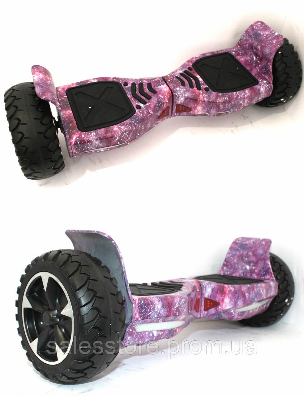 Внедорожник Hummer Р-8.5 (№10 Танос) фиолетовый граффити