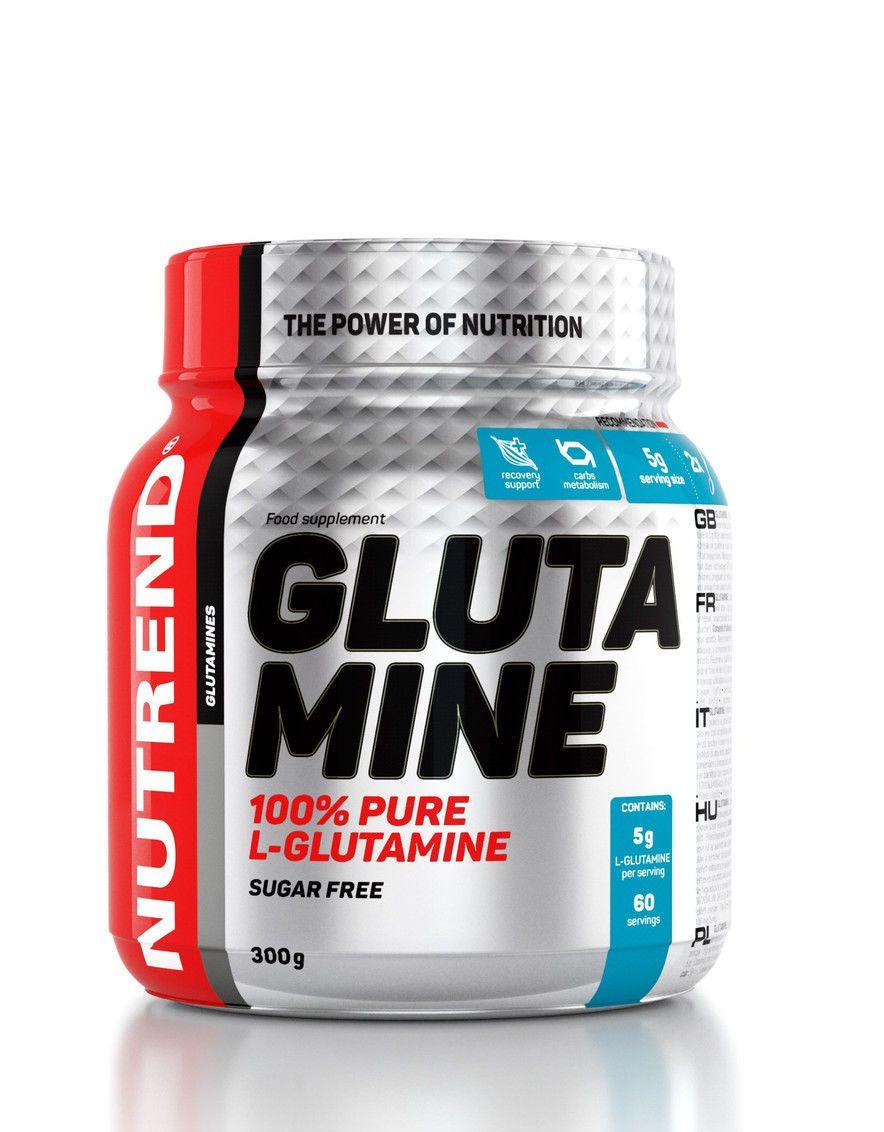 Глутамин Nutrend Glutamine 300 g