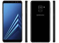 Силиконовый чехол 0,33 мм для Samsung Galaxy A6 Plus (2018) прозрачный