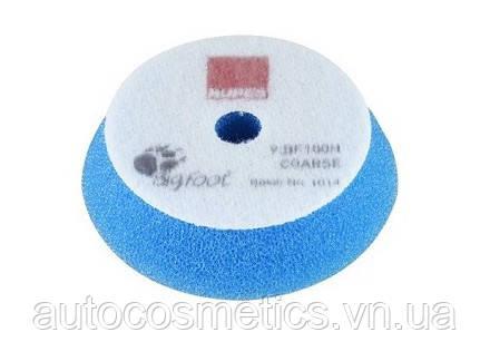 Полировальный круг RUPES Ø 80/100мм COARSE, синий
