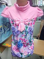 Платье для девочки на праздник нарядное фотопринт 2, 3, 4, 5, 6 лет