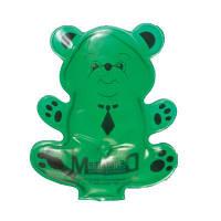 Сольова грілка «Ведмедик», 1001303, сольова грілка, грілка, грілка купити, соляна грілка, дитяча сольова грілка, грілка іграшка