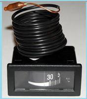 Квадратный капиллярный термометр Cewal TR 58.25 Р (Италия), фото 1