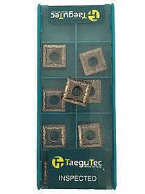 Пластина TaeguTec CT3000 SNMG120408-MT