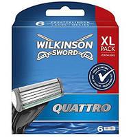 Картридж Wilkinson Quattro (6)