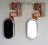 Cенсорная кнопка для смартфона Meizu M3 Note (черная, белая), кнопка меню мейзу м3 ноте