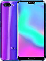 Закаленное защитное 5D стекло ПОЛНАЯ ПРОКЛЕЙКА (на весь экран) для Huawei Honor 10