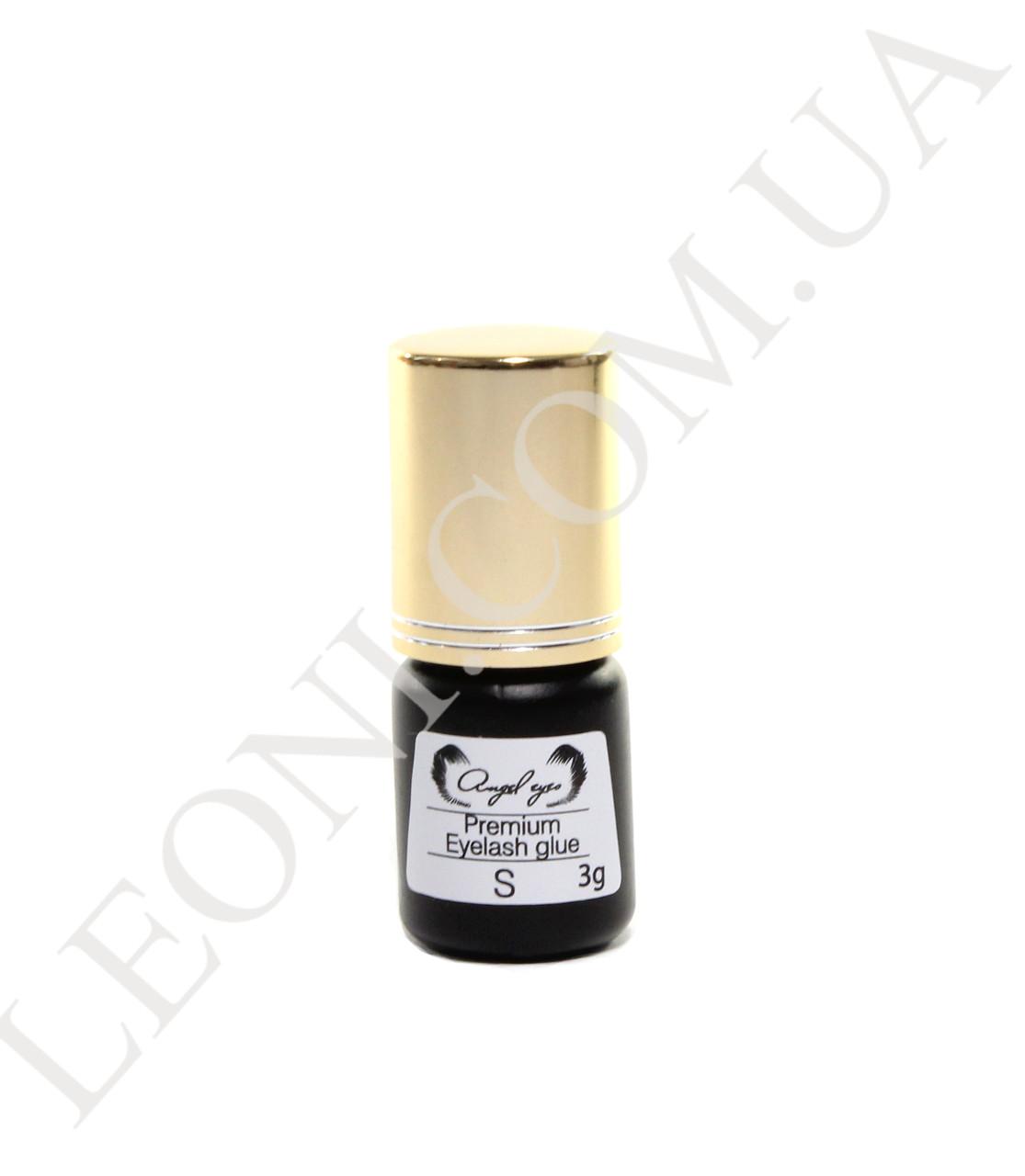 Клей для наращивания ресниц Premium Eyelash glue Angel S ,3 гр