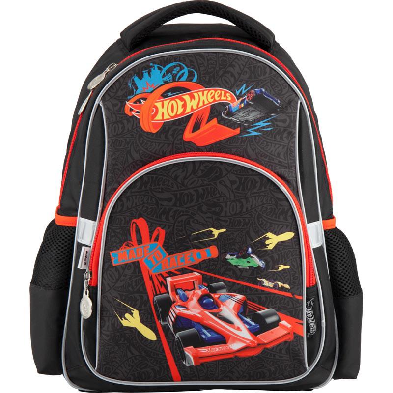 Рюкзак шкільний Kite Hot Wheels HW18-513S