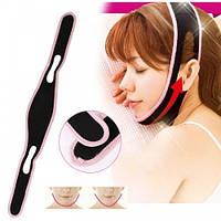 Маска для лица с 3D эффектом лифтинг Face Lift up belt, маска для подтяжки лица