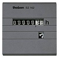 Счетчик моточасов BZ 142-1 (10-80 В, постоянное), панельный (52х52мм), Theben, th 1420821