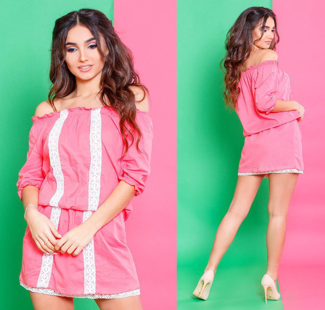 f7cd3115c66 Женское стильное летнее платье оптом  продажа