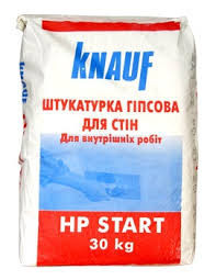 Штукатурка Knauf старт НР (30кг)