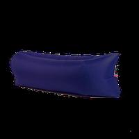 Шезлонг надувной Ламзак Темно-синий , 240 * 70 см, поліестер, Надувний Ламзаки, Надувний диван.
