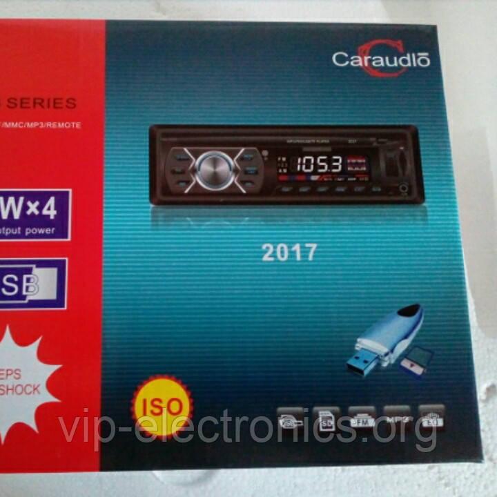 Автомагнитола   Sony 2017 FM/USB/SD/MMC/MP3