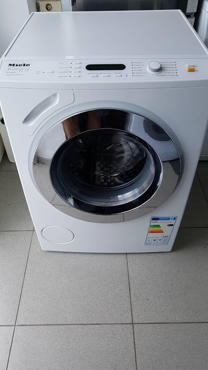 Стиральная машина Мiele W 6000 Primavera Plus