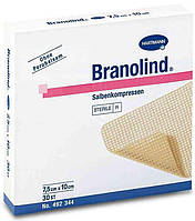 Повязка Бранолинд (Branolind) 7,5см*10см, 1шт.