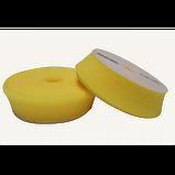 Полірувальний круг RUPES Ø 80/100мм FINE, жовтий, фото 2