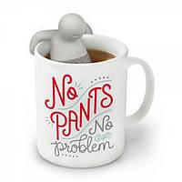 Силиконовый заварник для чая человечек - Mr. Tea