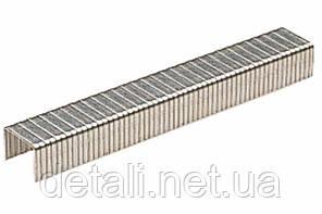 Скобы с плоской проволоки Metabo 10x8 мм, 2000 шт
