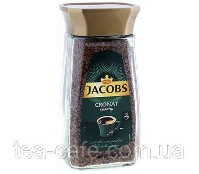 Кава JACOBS CRONAT KRAFTIG (розчинна), 200 гр.
