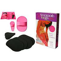 Набор для депиляции Smooth legs (smooth away, sundepil)