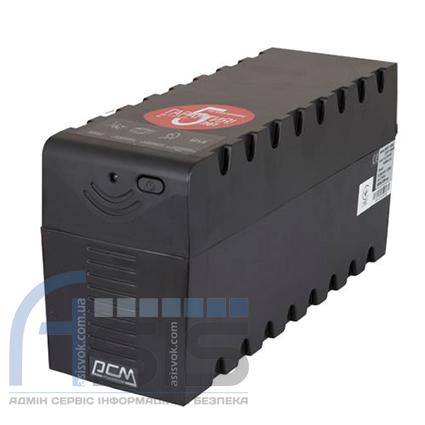 Бесперебойник Powercom RPT-800AP SCHUKO, фото 2