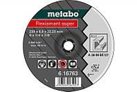Зачистной круг по алюминию Metabo Flexiamant Super A 36-M, 180 мм