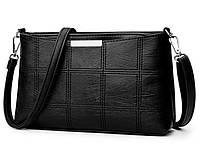 Женская кожаная сумка на плечо Kloony