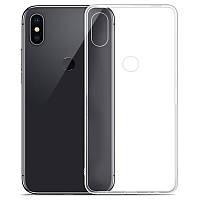 Ультратонкий 0,3 мм чехол для Xiaomi Mi8 прозрачный, фото 1