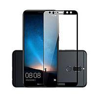3D защитное стекло для Huawei Mate 10 Lite (на весь экран)